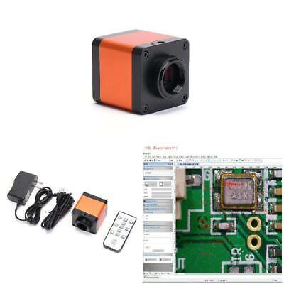 48mp Microscope Camera 1080p 60fps Hdmi Usb Industrial Microscope Digital Camera