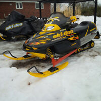 2003 MXZX 600cc RER For Sale
