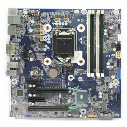 Excellent for HP Z240 Desktop Motherboard LGA 1151 DDR4 837344-001 837344-601 100/% Working