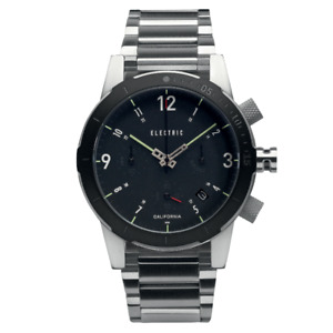 ELECTRIC CALIFORNIA WATCH FW02 BLACK DIAL RETAILS 500 $