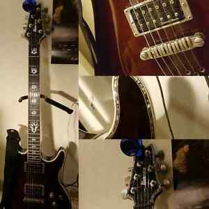 Ibanez SZ series. Quilted Maple Top. **Mint**
