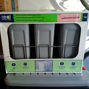 New-in-Box Real Solutions Sliding Wastebin - $30.00
