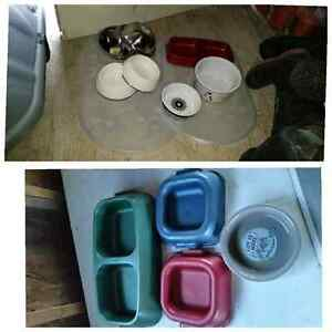 Pet dishes