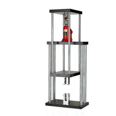 5t Manual Hydraulic Tension And Compression Test Frame And Testing Machine