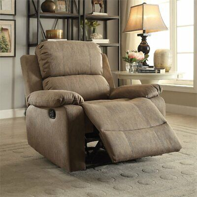 Bowery Hill Recliner in Tan