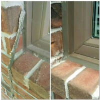 "Caulking Windows ""Done at it's Best """