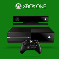 WANTED: Xbox one new or next to new