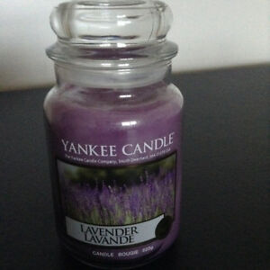 Special Edition Yankee Candle – Lavender Large Jar – RARE FIND