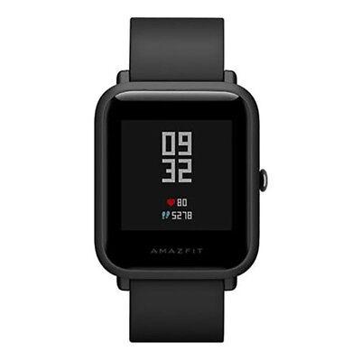 Smartwatch Xiaomi Amazfit Bip Bluetooth 1,8 Zoll OLED für Android iOS, Schwarz - Smart Watch