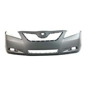 2007-2009 Toyota Camry Front Bumper Cover - CAPA Certified ®