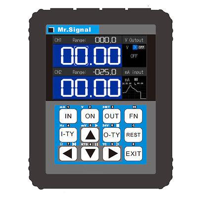 4-20ma0-10v Current Signal Generator Current Loop Simulator Tester Mr Signal
