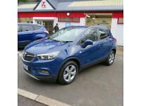 2018 68 Vauxhall/Opel Mokka X 1.6 CDTI Ecotec Suv Estate 1 Owner Low Mileage