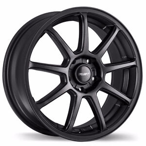 New Mags Jantes Roues 16 x 7 Bolt pattern 5x114.3 offset +40