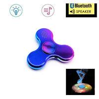 Bluetooth Led Fidget Finger Spinner Hand Focus Spin Edc Bearing Stress - unbranded - ebay.co.uk
