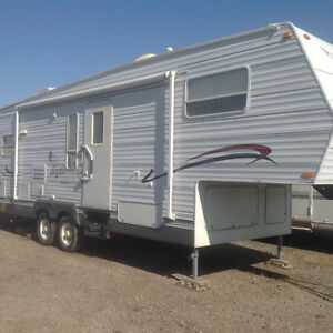 2003 Jayco 5th wheel