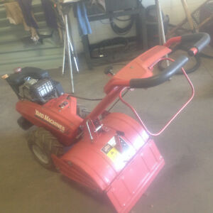 PRICED to SELL! 5 HP Rear Tine Tiller