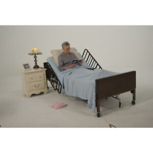 Full Electric Hospital Bed + Free Delivery+Warranty+Sheet+No TAX