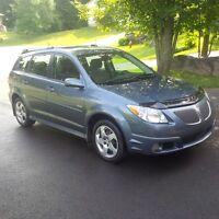 2007 Pontiac Vibe Familiale