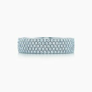 Tiffany Metro Five-row Ring