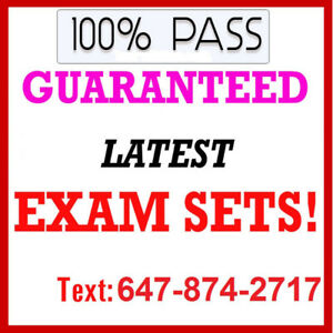 Study Notes for OREA Real Estate Exams (Coures 1-5+ Articling)