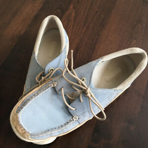 Women's Sperry Top Sider Boat/Deck Shoes 8.5