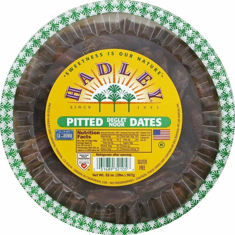 Hadley Organic  Dates