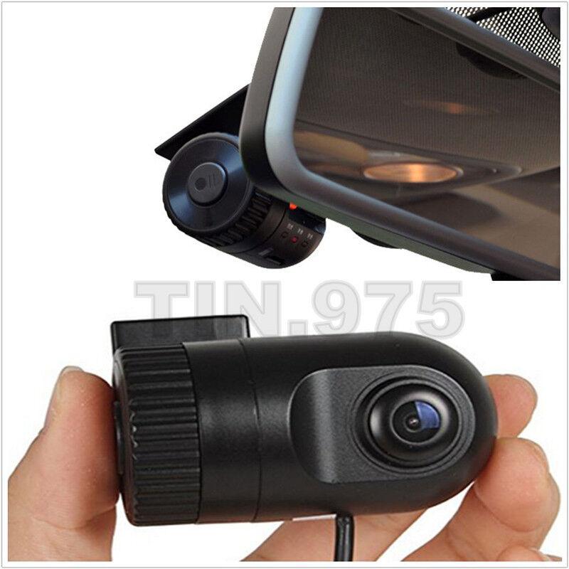 HD 1080P Mini Car Recorder Video DVR Dash Cam Camera Hidden Camcorder G-sensor