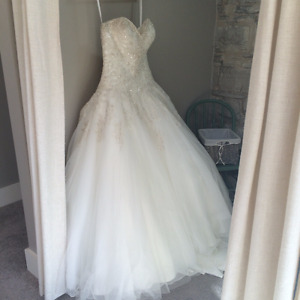 Wedding Dress (Allure Couture) - New & Not Worn