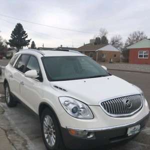 Buick enclave 2010. 7500.00 OBO.