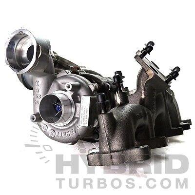 Stage 2 Hybrid Turbo for Audi A3 1.9TDi 150bhp ARL Engines [220-240bhp] MDX376