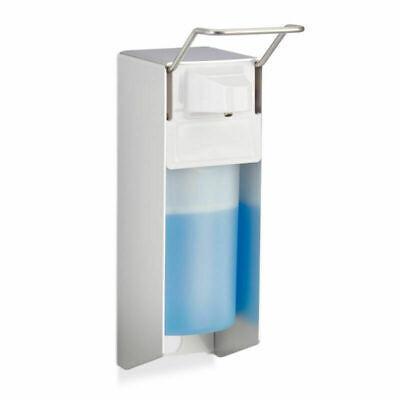 Eurospender Seifenspender 500 ml Wandseifenspender Desinfektionsmittelspender