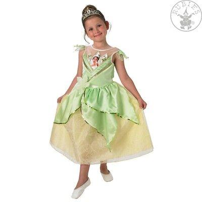 RUB 3889220 Tiana Shimmer Disney Lizenz Kinder Kostüm Küss den Frosch Prinzessin