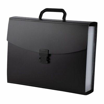 25-pocket Expanding File Folder - Accordion Folder File Wallet Briefcase