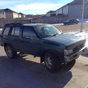 Perfect Beater (Low Mileage) for moving from Point A to Point B