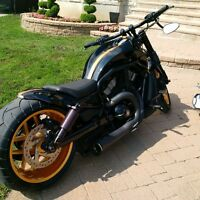Harley Davidson Custom Night Rod Special