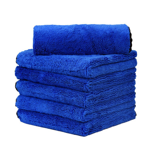Car Cleaning Cloth Microfiber Wash Cloths Pack Polishing Tow