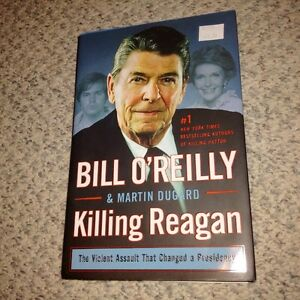 Bill O' Reilly 'Killing Reagan' hardcover book $10