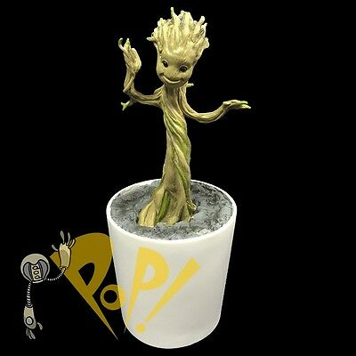 Guardians Of The Galaxy Baby Groot Vinyl Coin Bank Diamond Select Toys