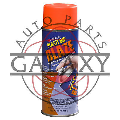 Performix 11224 Plasti Dip Blaze Orange Aerosol - 11 Oz. Spray Cans