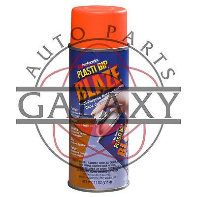 Performix 11224 Plasti Dip Blaze Orange Aerosol - 11 Oz. Spray Cans