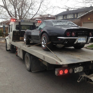Flatbed Towing and scrap Removal services