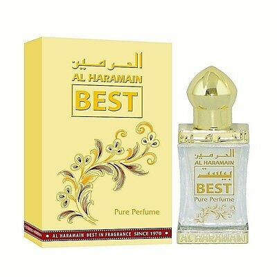 Best 12ml By Al Haramain Orange Lemon Rose Jasmine Musk Amber Perfume