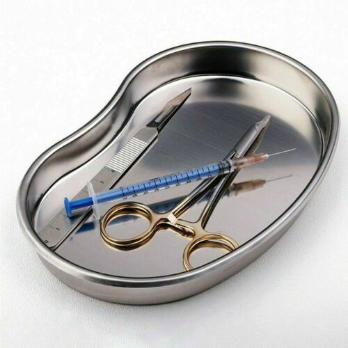 Dental Instrument S Medical Stainless Steel Surgical Kidney Tray Bowl Dish Pro