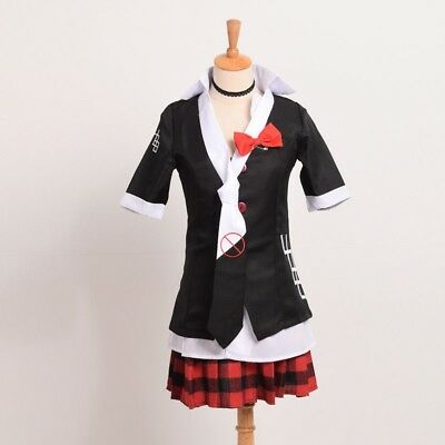 Uniform Suit Anime Danganronpa Cute Junko Enoshima Cosplay Costume  Polyester