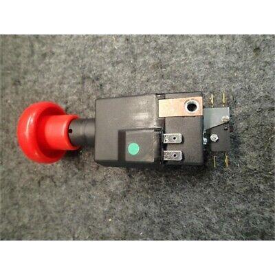 Electromecanique 106-000-491 Emergency Switch Wcontactor 24v 150a. No Box.