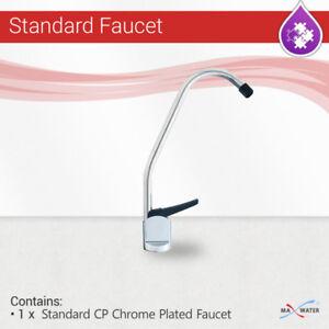 Reverse Osmosis Standard Basic Chrome Plated Non Air Gap Faucet