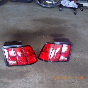 Ford Mustang Taillights(Factory)
