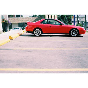 *CUSTOM PAINTED* 1997 Honda Prelude Coupe + Upgrades