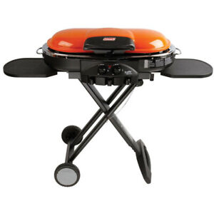 Brand New Coleman Camping Road Trip Grill LXE (Red)