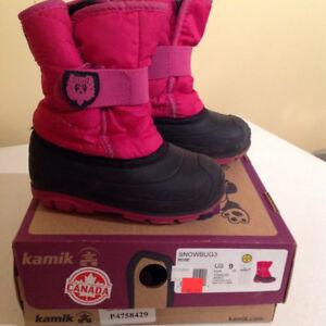 Bottes d'hiver Kamik / Kamik winter boots